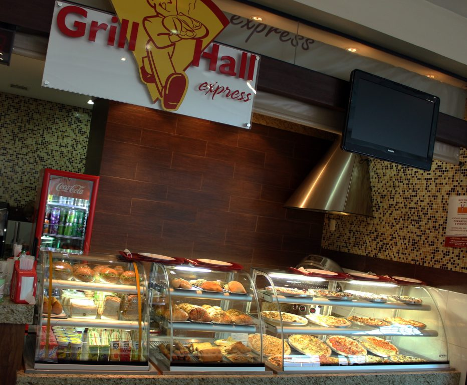Grill Hall Express