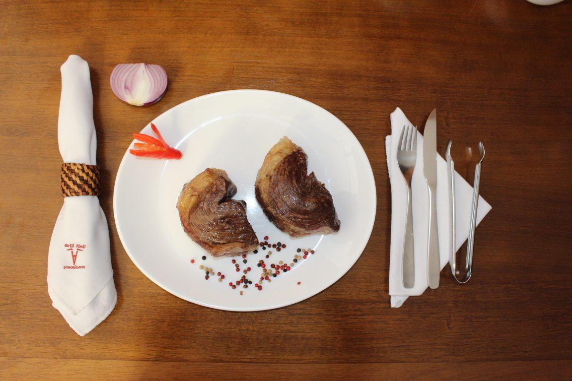 Buffet Livre com Grill