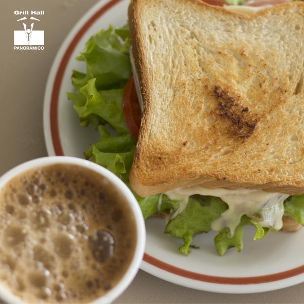 <p>No Grill Hall Panorâmico você pode degustar um café acompanhado de uma torrada, sanduíche ou pão de queijo. Lembramos que a nossa Conveniência está aberta todos os dias, 24h. Aguardamos vocês. ?? #EuNoGrillHallPanorâmico #eunogrillhall #ChurrascoTodoDia #cafe #torrada #lanche #pastel #saduiche</p>