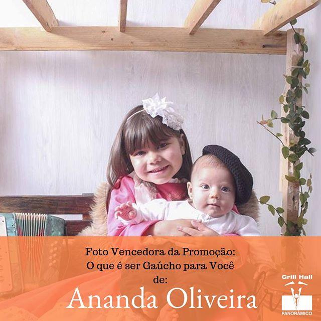 <p>Parabéns, Ananda Oliveira! Sua foto foi a premiada. ?? #EuNoGrillHallPanorâmico #eunogrillhall #ChurrascoTodoDia</p>