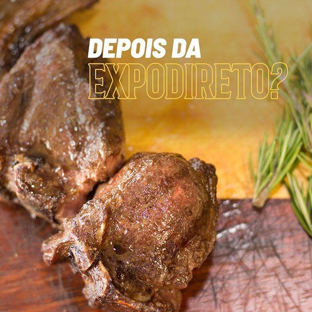<p>O #GrillHallPanoramico oferece o melhor Rodízio de Carnes da cidade para deixar seu jantar ainda melhor. Após um dia de negociações e conquistas, nada melhor que um churrasco para fechar com chave de ouro.</p> <p>#EuNoGrillHallPanorâmico #eunogrillhall #ChurrascoTodoDia #churrasco #janta #expodireto</p>