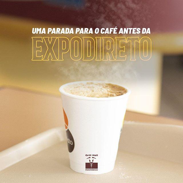 <p>Uma das maiores feiras do agronegócio internacional está acontecendo esta semana na cidade de Não-Me-Toque, a Expodireto. Quando pegar a estrada, não esqueça de fazer aquela parada para abastecer no #GrillHallPanoramico. Nossa conveniência te espera com diversos lanches e cafés. Desejamos a todos uma excelente Expodireto!</p> <p>#EuNoGrillHallPanorâmico #eunogrillhall #ChurrascoTodoDia #cafe #momentobaristo #expodireto</p>