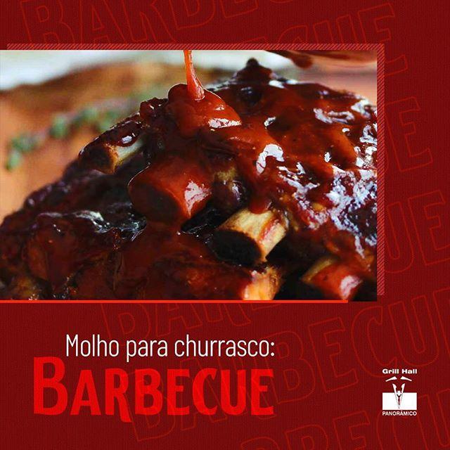 <p>Quem ama churrasco, sabe que um bom acompanhamento sempre é bem-vindo. Entre eles, hoje, vamos destacar o famoso e saboroso Molho Barbecue.?<br /> ?<br /> O molho de origem americana, conquistou os corações brasileiros, um molho agridoce bem versátil, pois cai muito bem com frango, porco e carnes vermelhas. O Barbecue tem um sabor intenso e é um acompanhante perfeito do nosso Rodízio de Carnes.?<br /> ?<br /> *Imagem meramente ilustrativa.?<br /> ?<br /> #EuNoGrillHallPanorâmico #eunogrillhall #ChurrascoTodoDia?</p>