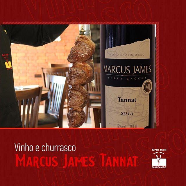 <p>Elaborado exclusivamente a partir de uvas Tannat, este vinho tinto é de paladar macio, com ótima persistência e final aveludado. Possui ótima acidez e taninos de boa textura, excelente para acompanhar carnes vermelhas, como a picanha e a costela. ???<br /> ?<br /> Conheça a nossa adega. ???<br /> ?<br /> #EuNoGrillHallPanorâmico #eunogrillhall #ChurrascoTodoDia #churrasco #churrascaria #vinhoechurrasco #vinho</p>